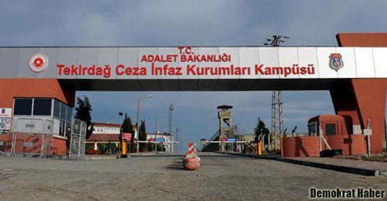 Tekirdağ Cezaevi'ndeki tutuklular için acil çağrı!