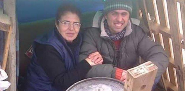 Tekstil işçisi Erkan Munar 48 gündür direniyor
