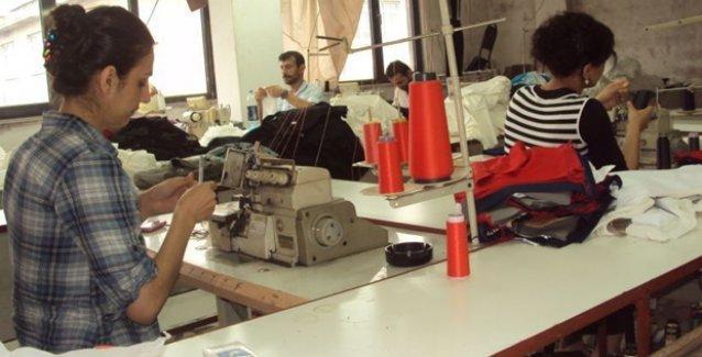 Tekstil işçisi yazdı: Anti depresan ilaçlarla çalışıyoruz