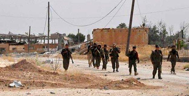 Tel Abyad'a giren YPG, Akçakale sınırına 1 km yaklaştı