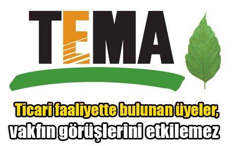 TEMA'dan suçlamalara yanıt