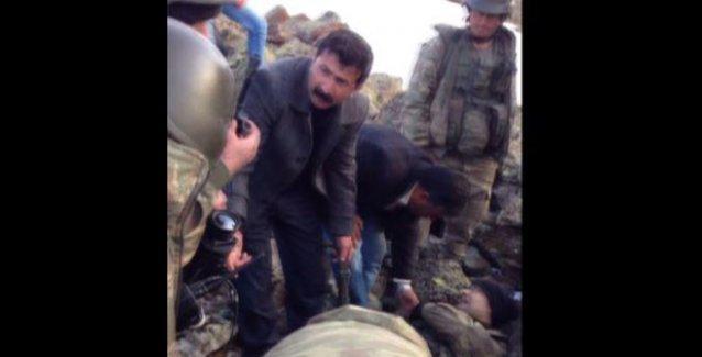 Yaralı askerleri kurtaranlar: Gelmeseydik ölürlerdi