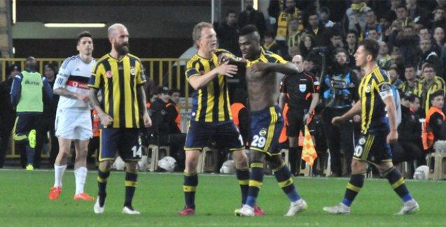 TFF kararını verdi: Fenerbahçe maçında kural hatası yok