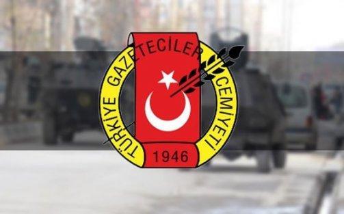 TGC, Yüksekova'ya yayın yasağını kınadı