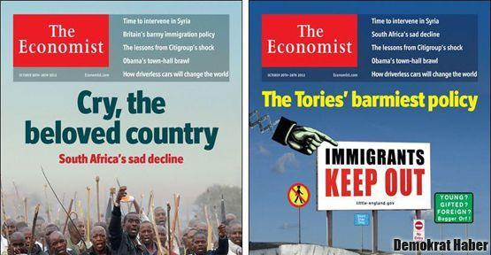 The Economist: 'Türkiye, Suriye ve Kürtler'