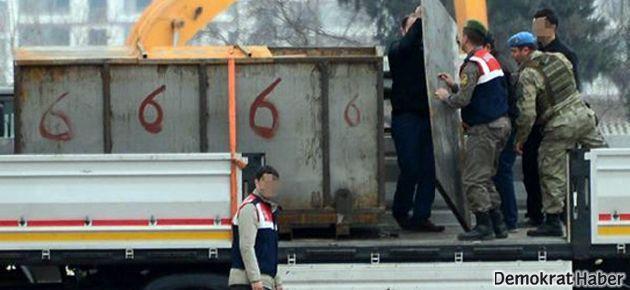 TIR soruşturmasında yüzbaşı tutuklandı