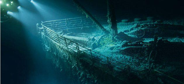 Titanic'in son mektubuna 119 bin sterlin