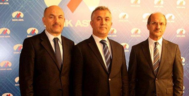 TMSF'nin atadığı Bank Asya'nın yeni Yönetim Kurulu'ndan ilk açıklama