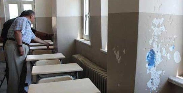 TOKİ'nin okuluna Vali'den suç duyurusu