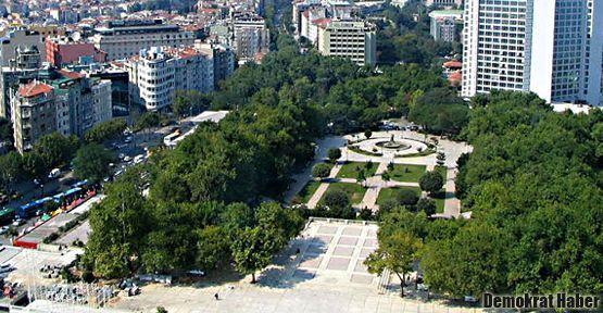 Topçu Kışlası'na onay; Gezi Parkı yok edilecek
