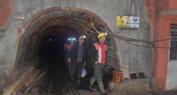 Torba Yasa maden işçilerini vurdu