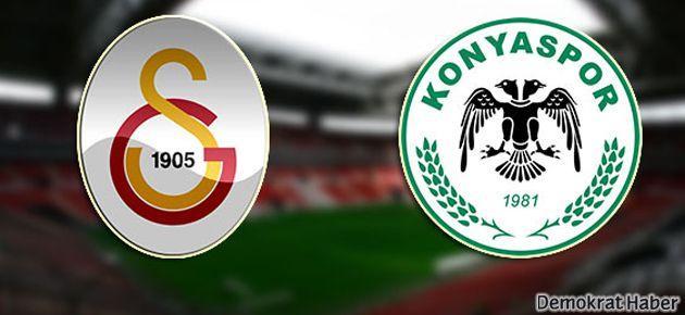Torku Konyaspor Galatasaray maçı şifresiz yayınlanacak