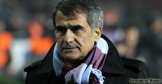 Trabzon'da Şenol Güneş istifa etti!