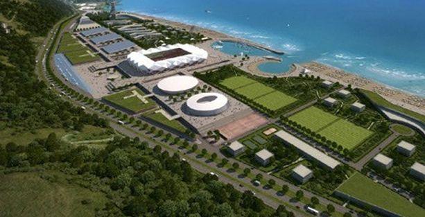 Trabzon'da yeni spor kompleksinin adı RTE oldu meclis karıştı