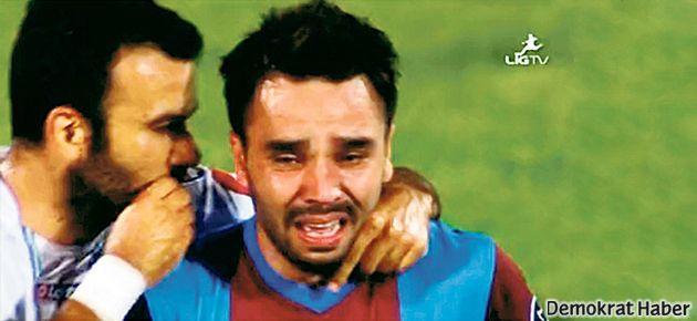 Trabzonspor Başkanı futbolcusuna sahip çıkmadı