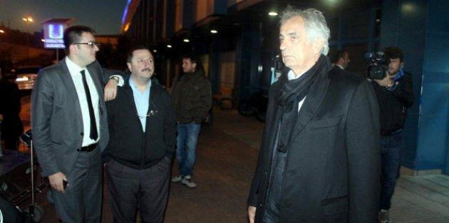 Trabzonspor Vahid Halilhodzic'le yollarını ayırdı