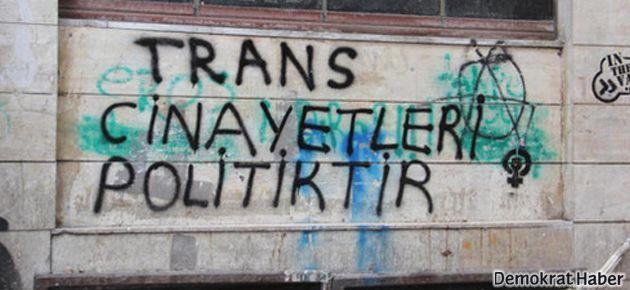 'Trans cinayetlerini önlemek için çalışmanız var mı?'