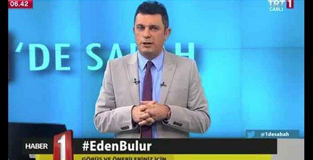 TRT, '14 Aralık operasyonu' için #EdenBulur etiketini kullandı