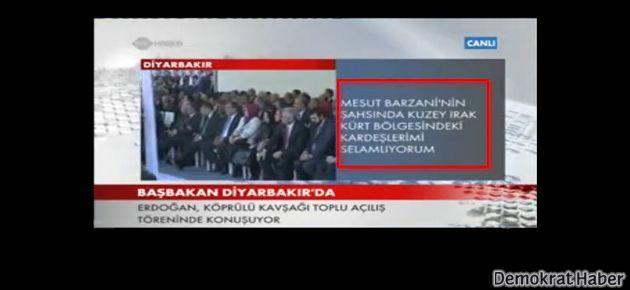TRT Başbakan'ın sözünü bile sansürledi