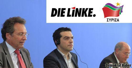 Tsipras: Bankaları değil, Yunan halkını kurtarın