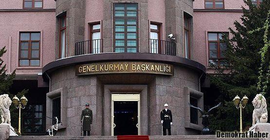 TSK: Operasyonlar Öcalan'ın mektubu için durdurulmadı