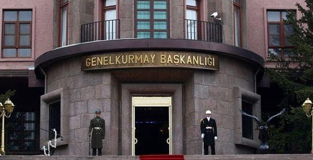 TSK: PYD Türk askerlerine ateş açtı