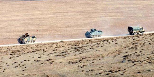 TSK: Sınırı geçerek IŞİD'e katılmak isteyen 20 kişi yakalandı