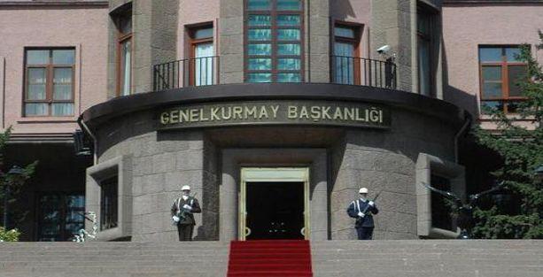 TSK: Türk subayları IŞİD'e eğitim vermedi