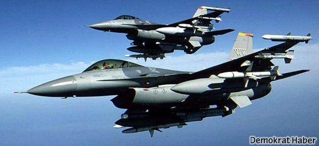 TSK'den 'Suriye'den 6 uçağımıza taciz' açıklaması