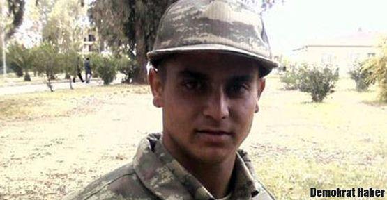 Tuhaf bir asker intiharı