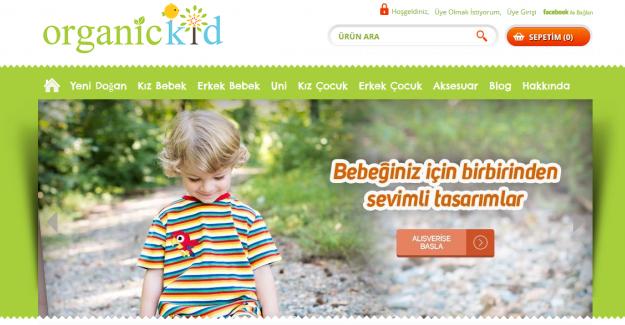 Tüm Bebek Giyim İhtiyaçlarınızda Organickidwear.Com