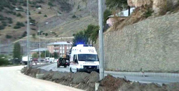 'Tunceli'deki patlamada 1 PKK'li yaşamını yitirdi' iddiası