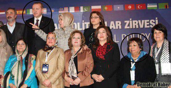 Tunus'ta aranıyor, Erdoğan'ın yanında görüntülendi!