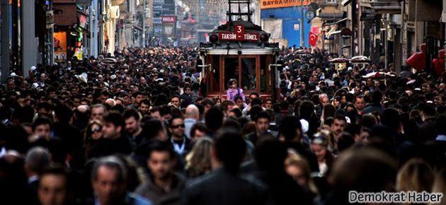 'Türk' aidiyeti azaldı, 'Kürt' aidiyeti arttı