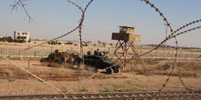 Türk askerleri, sınırın 700 metre uzağında tarlasında çalışan bir Afrinli'yi vurdu