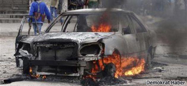 Türk Büyükelçiliği'ne bombalı intihar saldırısı