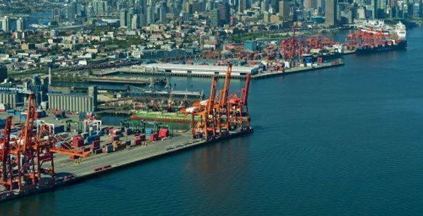 Türk gemiciler aylardır Kanada'da mahsur