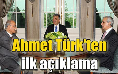 Türk: Görev hükümetin!
