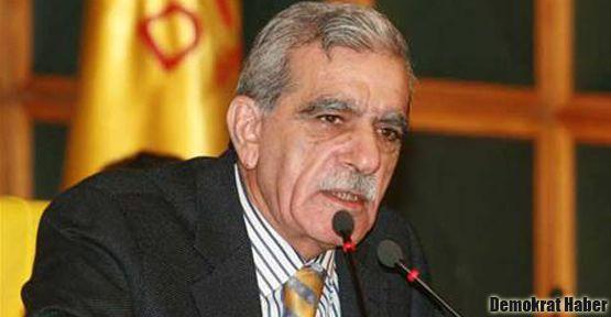 Ahmet Türk: Öcalan Kandil'deki arkadaşlarıyla görüşmek isteyecektir