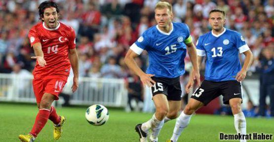 Türkiye 3-0 Estonya