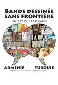 Türkiye Ermenistan'la çizgi romanda buluşuyor