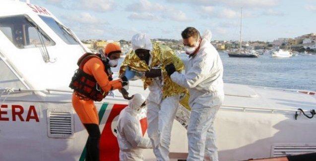 'Türkiye insan kaçakçılığının merkezi'