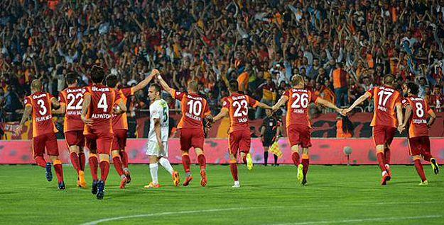 Türkiye Kupası da Galatasaray'ın