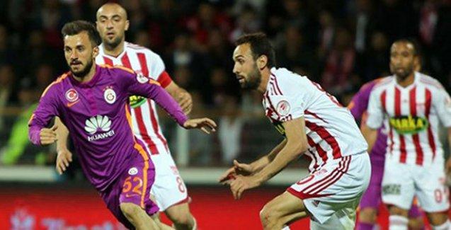 Türkiye Kupası'nda ilk finalist Galatasaray