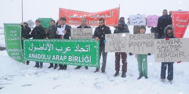 Türkiyeli Arapların derneği kapatılıyor