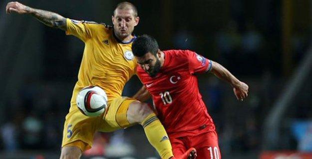 Türkiye, EURO 2016 Elemeleri'nde gruptaki umudunu sürdürüyor