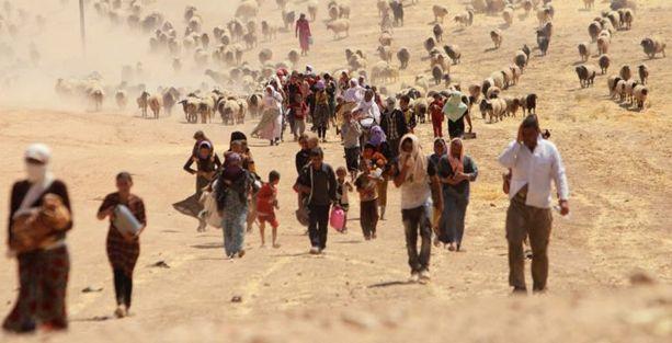 Türkiye Suriye'de tampon bölge kurma hazırlığında