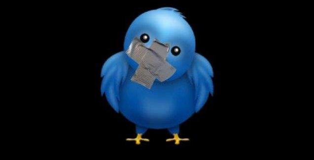 Türkiye, Twitter'da sansür birincisi