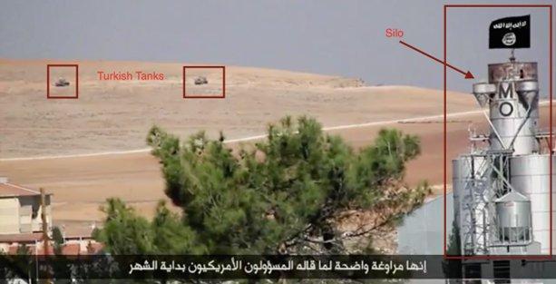 Türkiye üzerinden Kobani'ye saldıran IŞİD'e devlet kurumları yardım etti mi?