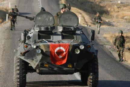 'Türkiye ve 4 ülke Suriye'ye girecek'